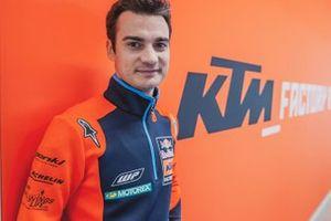 Dani Pedrosa, Red Bull KTM Factory Racing testrijder