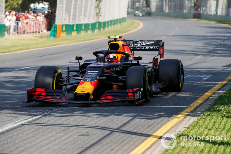 5º Red Bull Racing RB15 (7,7%)