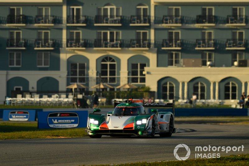 #50 Juncos Racing Cadillac DPi, DPi: Will Owen, Rene Binder, Agustin Canapino