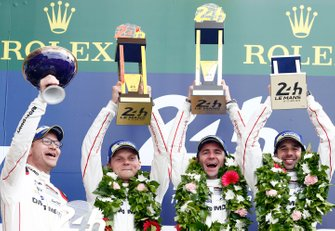 Vittoria alla 24 Ore di Le Mans