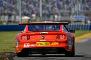 #7 TA2 Ford Mustang driven by Maurice Hull