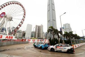 Darryl O'Young, Jaguar VIP y Yaqi Zhang, Team China