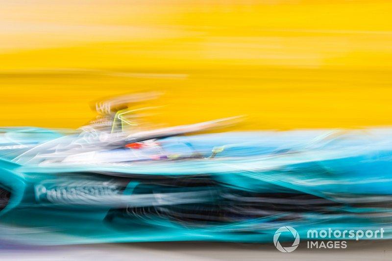Alex Lynn, Panasonic Jaguar Racing, Jaguar I-Type 3