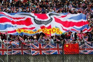 Des fans de Lewis Hamilton, Mercedes AMG F1