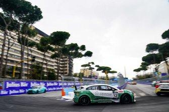 Bandar Alesayi, Saudi Racing, Luca Salvadori, Jaguar VIP car