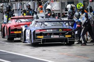 #25 Sainteloc Racing Audi R8 LMS GT3 Evo: Markus Winkelhock, Steven Palette, Christopher Haase