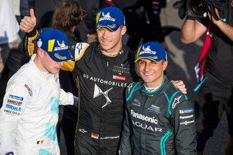 Andre Lotterer, DS TECHEETAH, Mitch Evans, Panasonic Jaguar Racing, Stoffel Vandoorne, HWA Racelab