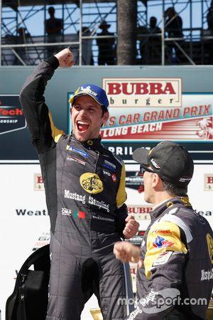 Ganador #5 Mustang Sampling Racing Cadillac DPi, DPi: Filipe Albuquerque