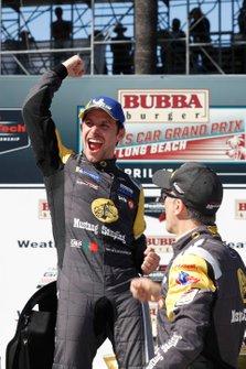 Race Winner #5 Mustang Sampling Racing Cadillac DPi, DPi: Filipe Albuquerque