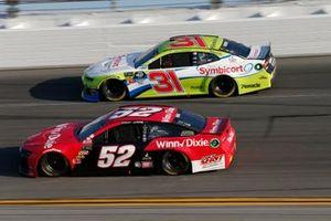 Коди Вар, Rick Ware Racing, Chevrolet Camaro и Тайлер Реддик, Richard Childress Racing, Chevrolet Camaro