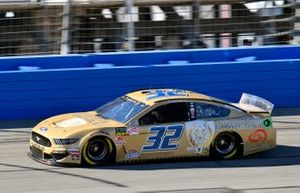 Corey LaJoie, Go FAS Racing, Ford Mustang Hartford Gold Group