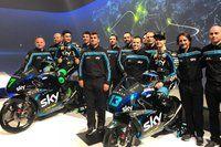 Présentation Sky Racing Team VR46