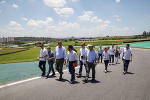 Vistoria no Autódromo de Interlagos para as 6 Horas de São Paulo