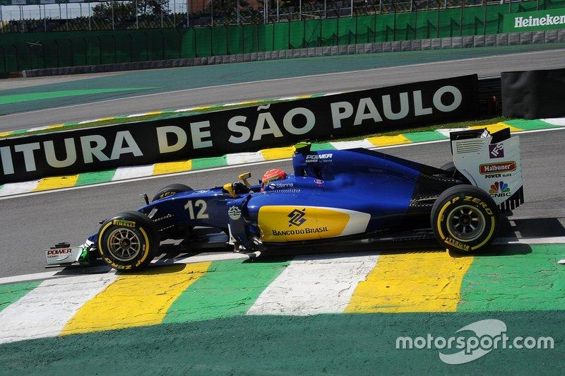 Felipe Nasr - 2015 e 2016 - 39 corridas