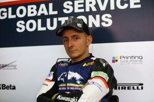 Ayrton Badovini, Pedercini Racing, MV Agusta Reparto Corse by Vamag