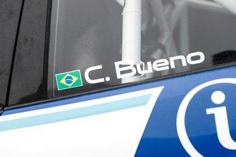 Cacá Bueno's, Jaguar Brazil Racing
