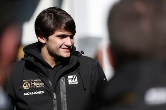 Пьетро Фиттипальди, Haas F1 Team