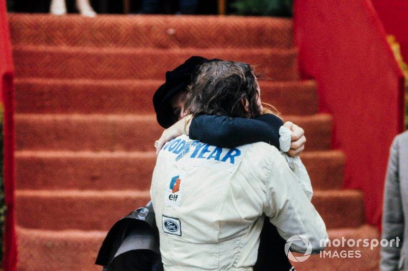 Weekend of a Champion: Roman Polanski teve a sorte de ser amigo íntimo de Sir Jackie Stewart, tornando seu documentário de 1971 sobre o fim de semana do GP de Mônaco de Stewart em uma visão real.