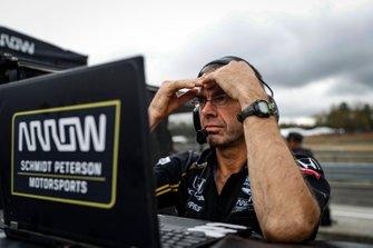 James Hinchcliffe, Arrow Schmidt Peterson Motorsports Honda, ingegnere