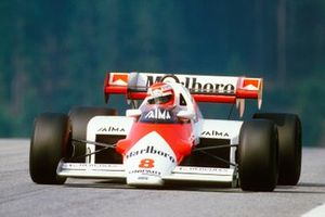 Niki Lauda, McLaren MP4\2 TAG