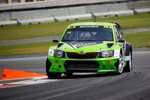 Рокас Бациушка, ES Motorsport - Labas Gas