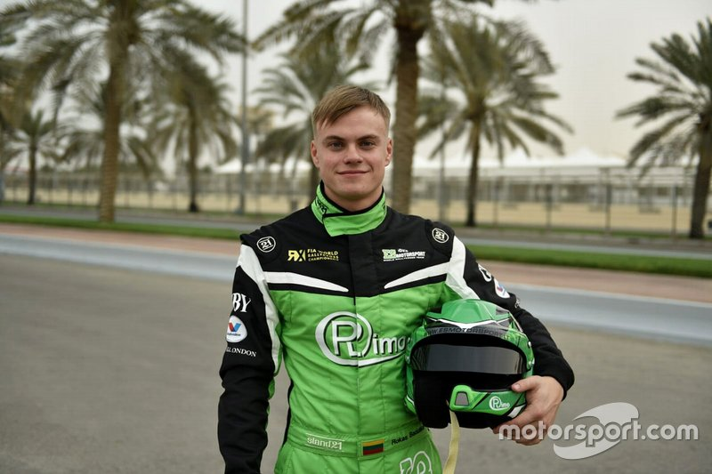 Rokas Baciuska, ES Motorsport
