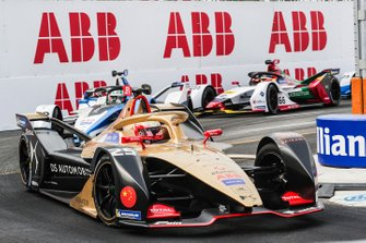 Jean-Eric Vergne, DS TECHEETAH, DS E-Tense FE19, Antonio Felix da Costa, BMW I Andretti Motorsports, BMW iFE.18, Daniel Abt, Audi Sport ABT Schaeffler, Audi e-tron FE05