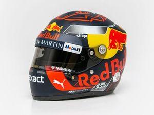 公式ミニチュア:フェルスタッペンのヘルメット