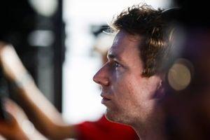Oliver Turvey, NIO Formula E Team, in the eRace qualifying