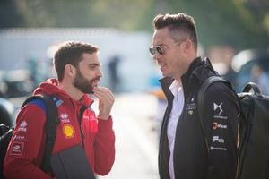 Jérôme d'Ambrosio, Mahindra Racing, Andre Lotterer, DS TECHEETAH