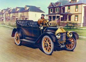 Louis Chevrolet 1911, Chevrolet Touring Car
