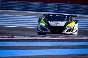 #22 Jenson Team Rocket RJN GBR Honda NSX GT3, Track