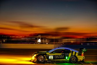 #12 AIM Vasser Sullivan Lexus RC F GT3, GTD: Frank Montecalvo, Townsend Bell, Aaron Telitz