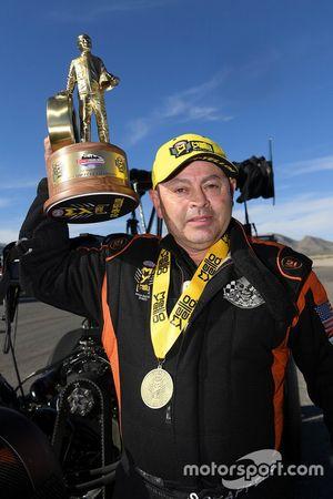 Top Fuel galibi Mike Salinas