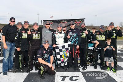 NASCAR Whelen Modified Tour: Thompson