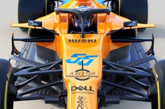 McLaren MCL34, dettaglio