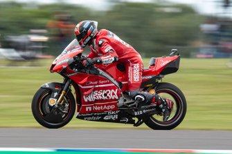 Danilo Petrucci, Ducati Team, practice start