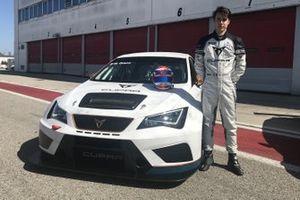 Matteo Greco, Scuderia del Girasole, Cupra TCR