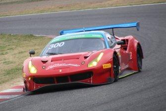 #300 TAKIROKU RACING Ferrari 488 GT
