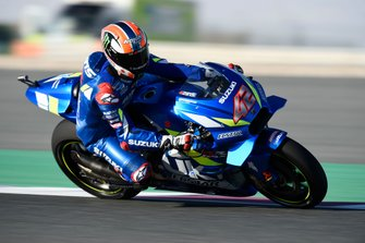 Алекс Ринс, Team Suzuki Ecstar