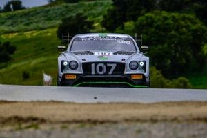 #107 Bentley Team M-Sport Bentley Continental GT3: Jordan Pepper, Steven Kane, Jules Gounon