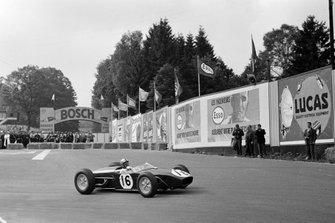 Alan Stacey, Lotus 18 Climax