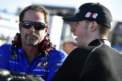 Doug Randolph, Kyle Busch Motorsports and Austin Cindric, Brad Keselowski Racing Ford
