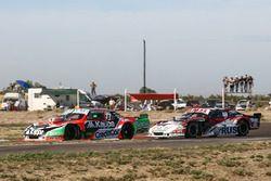 Juan Martin Bruno, UR Racing Dodge, Christian Dose, Dose Competicion Chevrolet