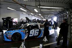 The car of D.J. Kennington, Gaunt Brothers Racing Toyota