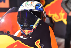 Pol Espargaro, Red Bull KTM Factory Racing bike detail