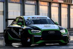 Simon Reicher, Audi RS 3 LMS TCR Certainty Racing Team