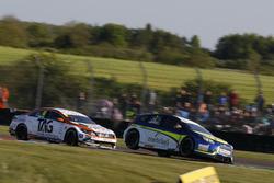 Stephen Jelley, Team Parker Racing, Ford Focus