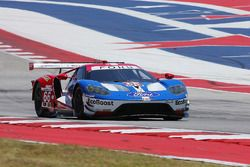 #66 Chip Ganassi Racing Ford GT: Dirk Müller, Joey Hand