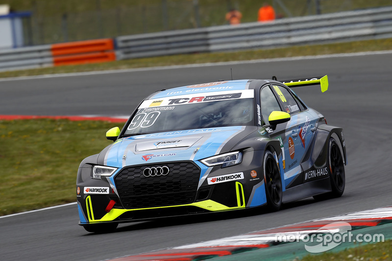 Tim Zimmermann, Target Competition, Audi RS3 LMS